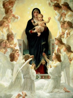 8-15, The Assumption of Mary