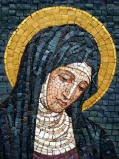 6-20, Our Lady Mosaic