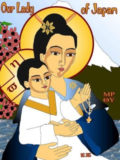 7-3, Our Lady of Japan