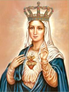 8-1, Queen of Martyrs
