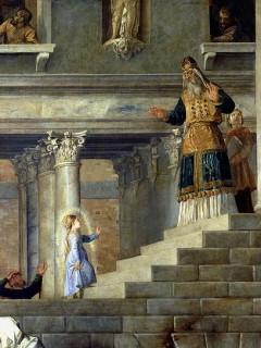 11-21, Presentation of Mary