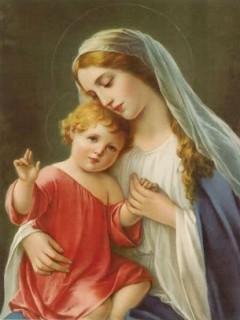 7-10, Madonna and Child