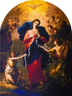 8-19, Mary Undoer of Knots