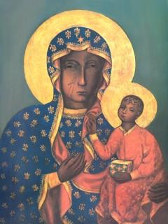 9-25, Our Lady of Czestochowa