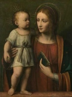1-27, Our Lady and Child Jesus