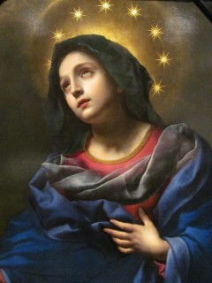 1-30, Our Lady Painting