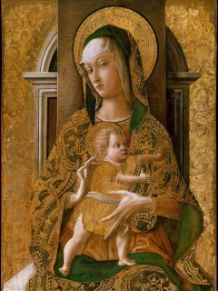 2-1, Our Lady and Baby Jesus