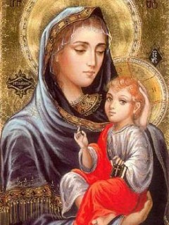 2-12, Our Lady and the Child Jesus