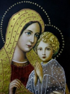 2-19, Blessed Mother