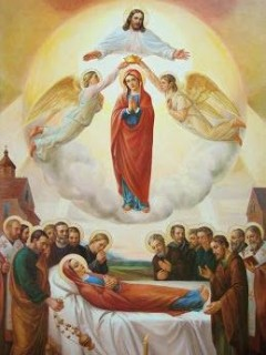 4-10, Assumption of Mary
