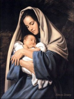 12-13, Our Lady and Baby Jesus