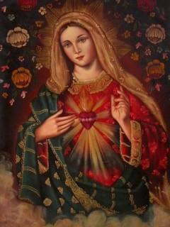 12-15, Sacred Heart of Mary