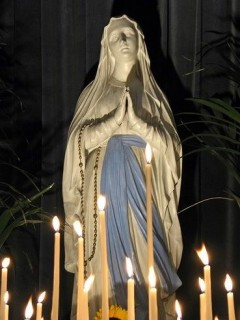 4-7, Our Lady of Lourdes
